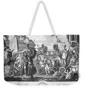 Treaty Of Ghent, 1814 Weekender Tote Bag