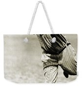 Tris Speaker (1888-1958) Weekender Tote Bag