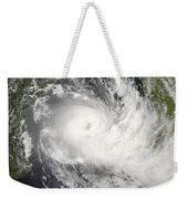 Tropical Cyclone Jokwe Weekender Tote Bag