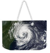 Tropical Storm Gustav Weekender Tote Bag