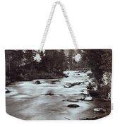 Truckee River - California - C 1865 Weekender Tote Bag