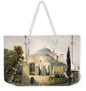 Turkey: Hagia Sophia, 1852 Weekender Tote Bag by Granger