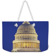 Twilight Over Us Capitol Weekender Tote Bag