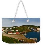 Two Good Arms Newfoundland Weekender Tote Bag