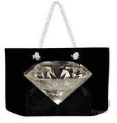 Two Karat Diamond Weekender Tote Bag