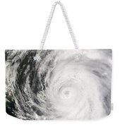 Typhoon Man-yi Weekender Tote Bag