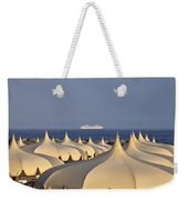 Umbrellas In The Sun Weekender Tote Bag
