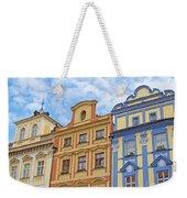 Uniquely Prague Weekender Tote Bag