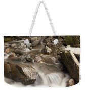Unnamed Waterfall Along South Tongass Weekender Tote Bag
