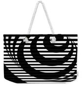 Up Through  Weekender Tote Bag