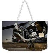U.s. Air Force Crew Strapped Weekender Tote Bag