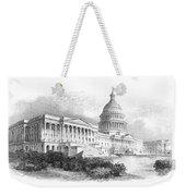 U.s. Capitol Weekender Tote Bag