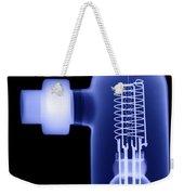 Vacuum Ionization Gauge Tube Weekender Tote Bag