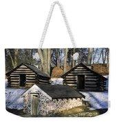 Valley Forge Winter Weekender Tote Bag
