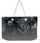 Vampire Cowboy Weekender Tote Bag