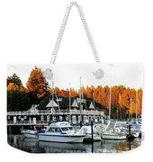 Vancouver Rowing Club Weekender Tote Bag
