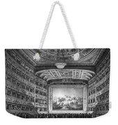 Venice: Teatro La Fenice Weekender Tote Bag