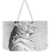 Voltaire (1694-1779) Weekender Tote Bag