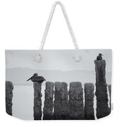 Waiting For Sunday Weekender Tote Bag