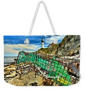 Washed Up Weekender Tote Bag