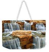 Waterfall Weekender Tote Bag by Elena Elisseeva