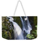 Waterfalls Of Sol Duc River, Olympic Weekender Tote Bag