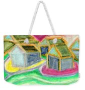 Where Mother Lives  Weekender Tote Bag