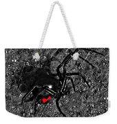 Wicked Widow - Selective Color Weekender Tote Bag