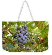 Wild Grapes Weekender Tote Bag