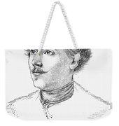 Wilhelm Mueller (1794-1827) Weekender Tote Bag