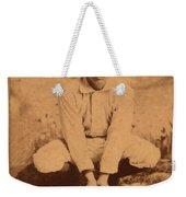 William Ellsworth Hoy Weekender Tote Bag