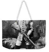 William F. Cody (1846-1917) Weekender Tote Bag
