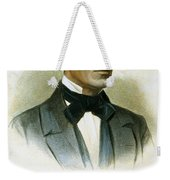 William Lloyd Garrison Weekender Tote Bag