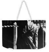 William Randolph Hearst Weekender Tote Bag