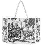 William Tell Weekender Tote Bag