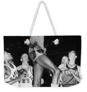 Wilt Chamberlain (1936-1999) Weekender Tote Bag