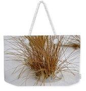 Winter Whisper Weekender Tote Bag