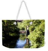 Wissahickon Creek  Weekender Tote Bag