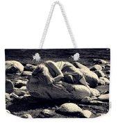 Woman In River Weekender Tote Bag by Joana Kruse