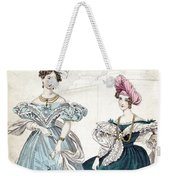 Womens Fashion, 1833 Weekender Tote Bag by Granger