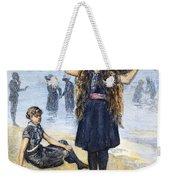 Womens Fashion, 1886 Weekender Tote Bag