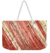 Wood Texture Weekender Tote Bag
