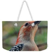 Woodpecker II Weekender Tote Bag