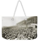 World Series, 1924 Weekender Tote Bag
