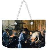 World War I: Women Workers Weekender Tote Bag