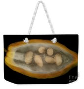 X-ray Of A Cocoa Pod Weekender Tote Bag