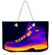 X-ray Of A Hiking Boot Weekender Tote Bag