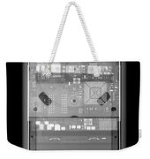 X-ray Of An Ipod Weekender Tote Bag