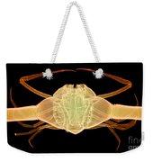 X-ray Of Deep Water Crab Weekender Tote Bag