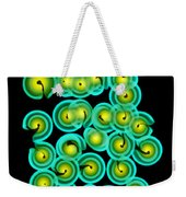 X-ray Of Pasta Weekender Tote Bag
